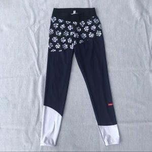 Stella McCartney Adidas Floral Print Leggings